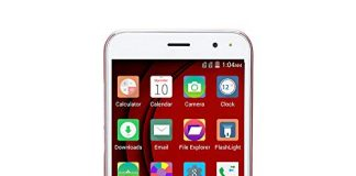 """Unlocked Cellphones Smartphone   5.0"""" Dual Camera GSM/WCDMA 3G WiFi Mobile Phone   256MB RAM/512MB ROM Dual SIM Ultrathin Android Cell Phones Telephones (Rose Gold)"""