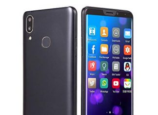 Ultrathin Unlocked Cell Phones | 6.1 inch Dual SIM, Dual HD Camera Android Smartphone | 4-Core Processor, 2G RAM / 16 ROM Cellphones | GSM/WCDMA 3G WiFi Mobile Phone (Black)