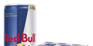 Red Bull Energy Drink, 24 Pack of 8.4 Fl Oz (6 Packs of 4)