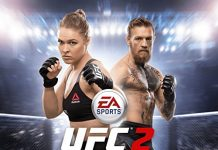 EA Sports UFC 2 - PS4 [Digital Code]