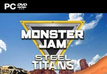 Monster Jam Steel Titans - PC Standard Edition