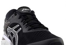ASICS Gel Kayano 25 Men's Running Shoe, Black/Glacier Grey, 9.5 M US