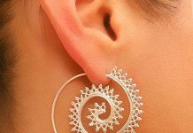 Clearance Deal! Hot Sale! Earring, Fitfulvan 2018 Fashion Vintage Earring Women Party Earrings Jewelry Accessories Mother's Day Gifts Earrings Jewelry (Silver)
