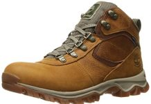 Timberland Men's Mt. Maddsen Mid Leather Wp Hiking Boot light brown full grain 9.5 Medium US