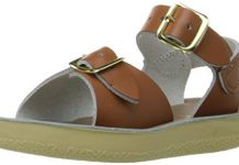 Salt Water Sandals by Hoy Shoe Sun-San Surfer,Tan,6 M US Toddler