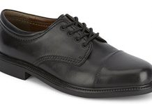 Dockers Men's Gordon Leather Oxford Dress Shoe,Black,10.5 M US