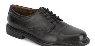 Dockers Men's Gordon Leather Oxford Dress Shoe,Black,10.5 M US