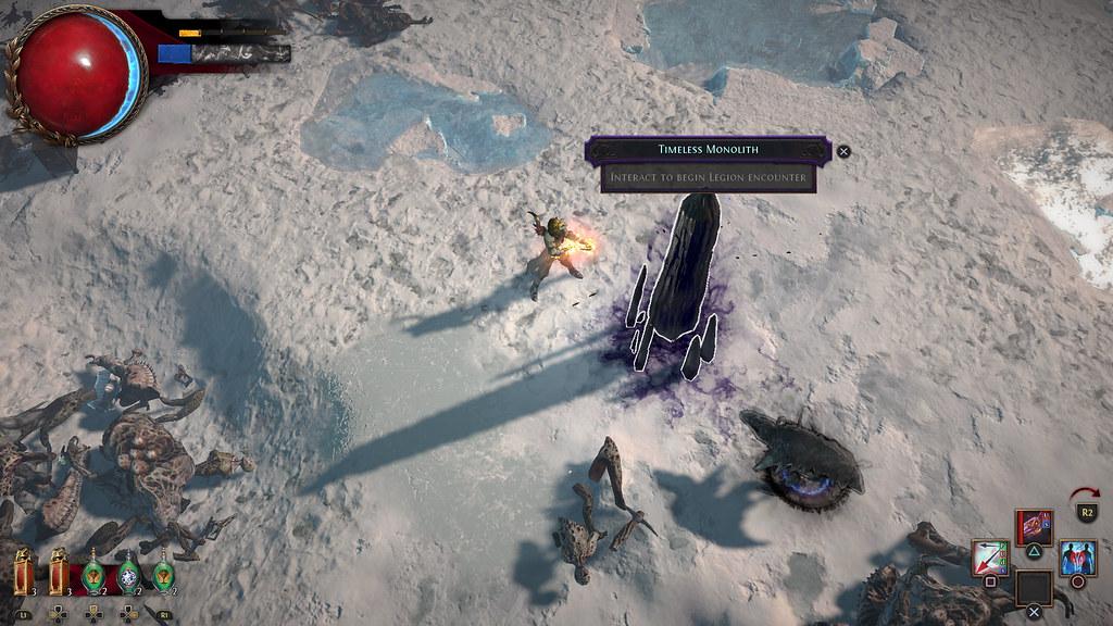 Path of Exile's Legion