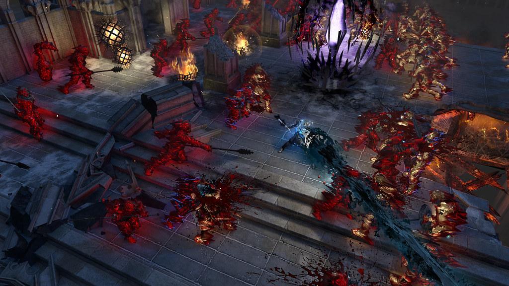 Path of Exile's Legion Attacks
