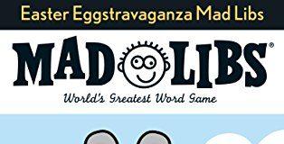 Easter Eggstravaganza Mad Libs