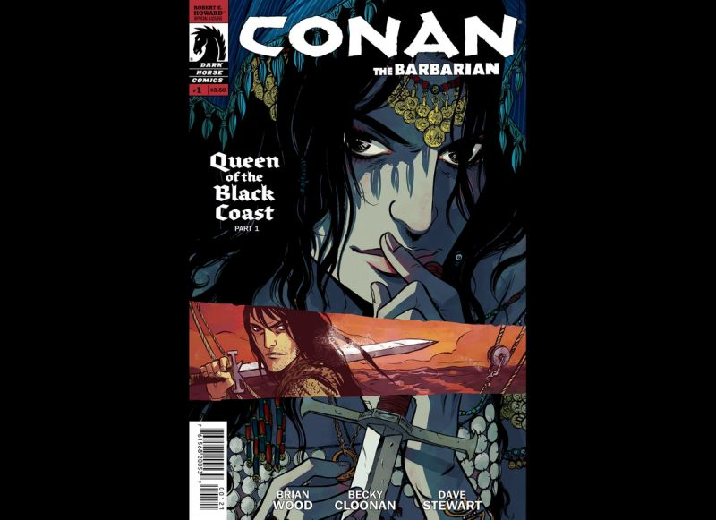 Comfortably our favourite female pirate, Bêlit is the fearsome but alluring anti-heroine from one of Robert E. Howard's first short stories about Conan the Cimmerian, who becomes the protagonist's lover after sparing him during a massacre.