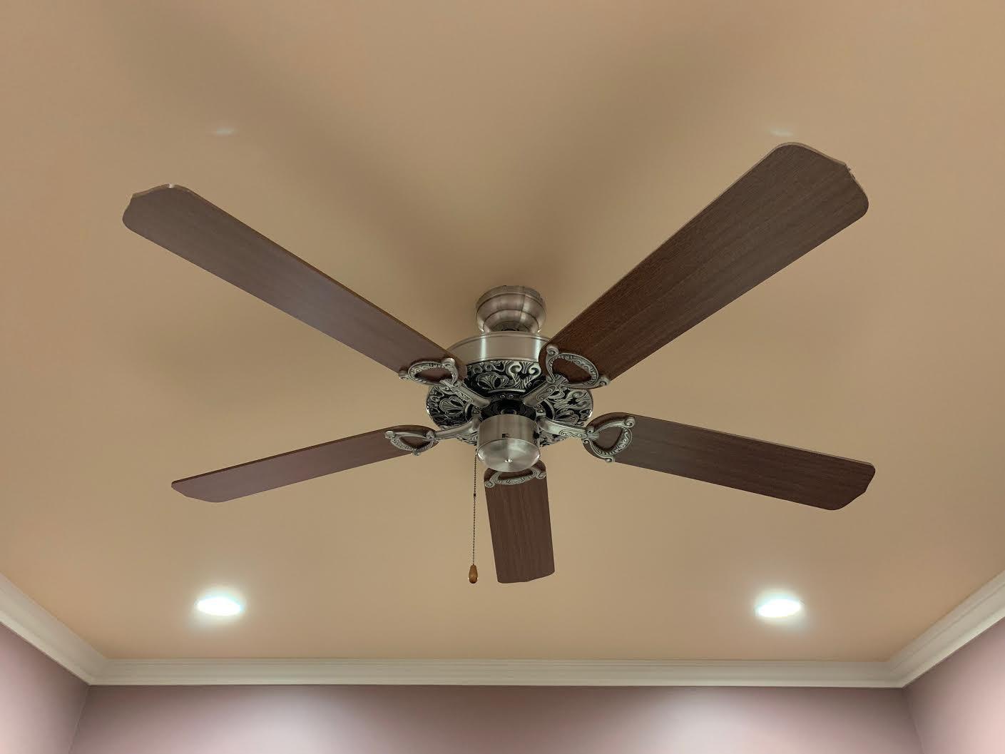 cnet-smart-home-basement-bedroom-ceiling-fan