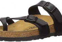 Birkenstock Women's Mayari Sandal Black Size 37 N EU