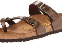 Birkenstock Women's Mayari Sandal,Toffee,39 EU/8-8.5 M US