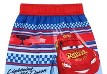 Dreamwave Toddler Boy Cars Swim Trunk 3T