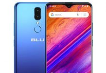 "BLU G9 - 6.3"" HD Infinity Display Smartphone, 64GB+4GB RAM -Blue"