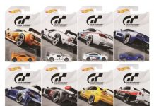 NEW DIECAST TOYS CAR HOT WHEELS 1:64 BASICS - GRAN TURISMO ASSORTMENT SET OF 8 FKF26-999A
