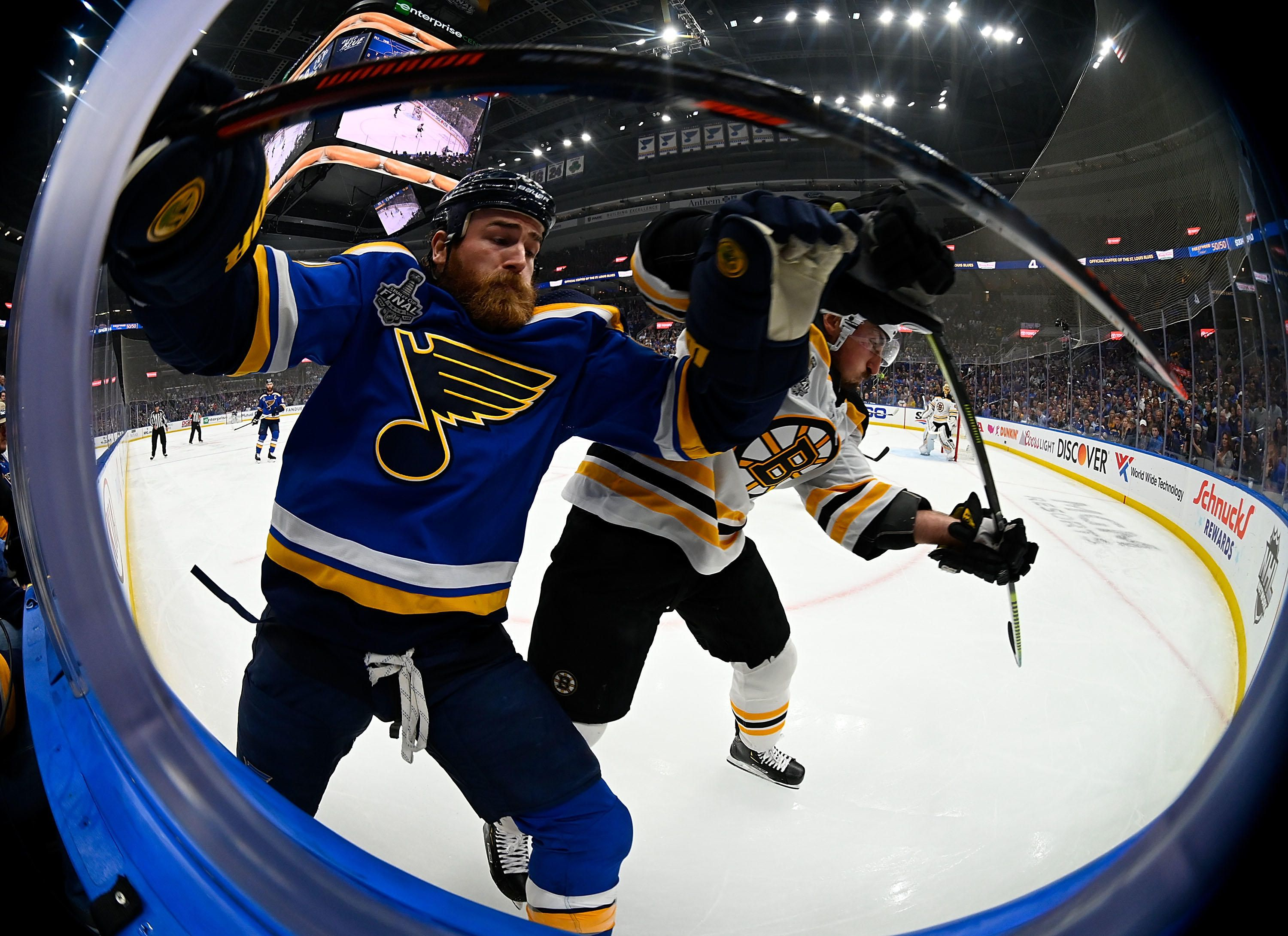 Boston Bruins v St Louis Blues - Game Six
