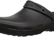 Crocs unisex-adult Specialist II Clog, Black, 11 US Men / 13 US Women