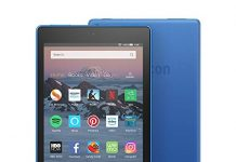 "Fire HD 8 Tablet (8"" HD Display, 16 GB)  - Blue"