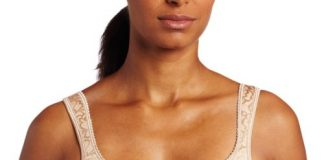 Playtex 18 Hour Ultimate Lift and Support Wire-free Bra, 36D, Nude