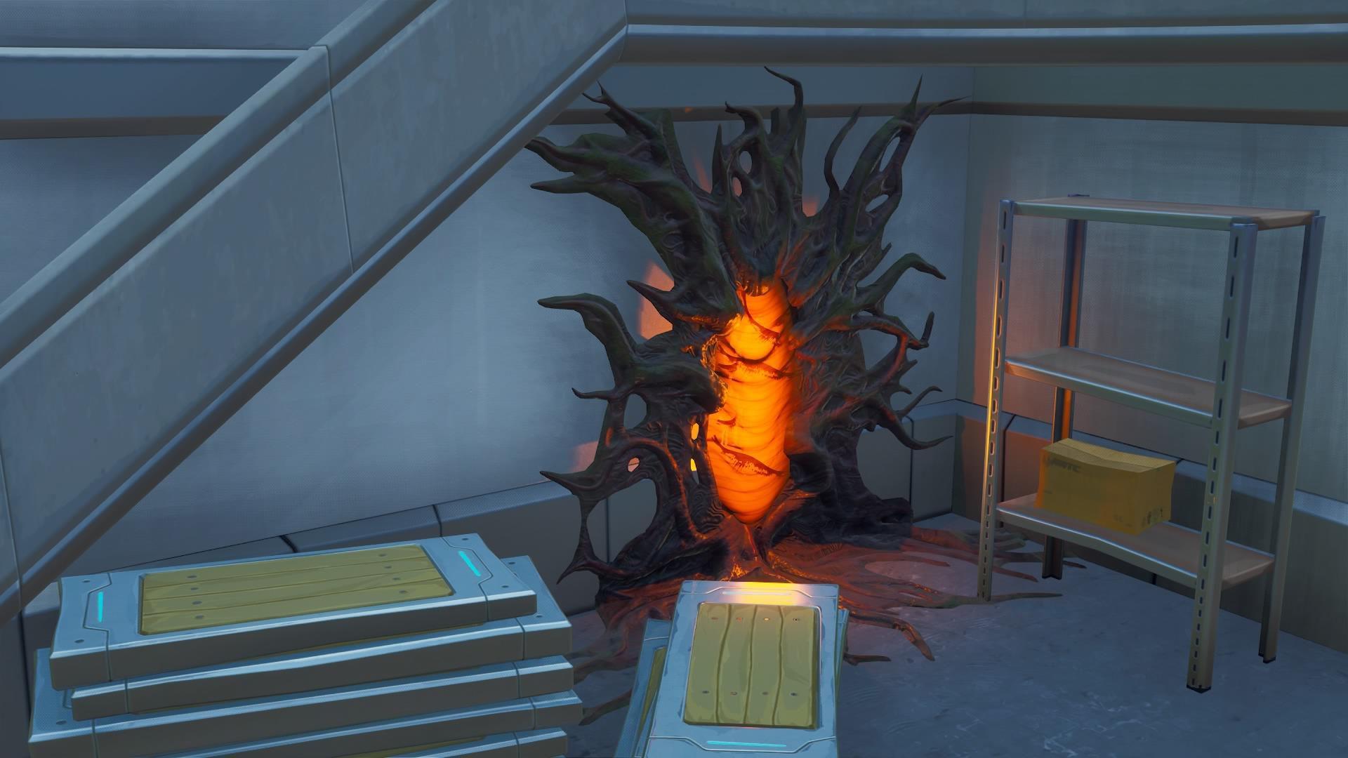 Fortnite Stranger Things portal