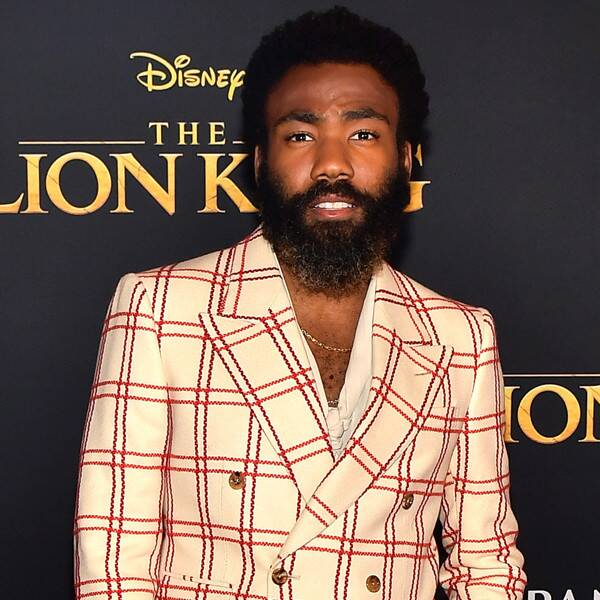 How Donald Glover And More Lion King Stars Are Gearing Up