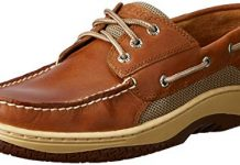 Sperry Men's Billfish 3-Eye Boat Shoe, Dark Tan, 11 M US