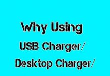 Clip: Why Using USB charger/desktop charger/charging station with iSmart technology is perfect for your phone.