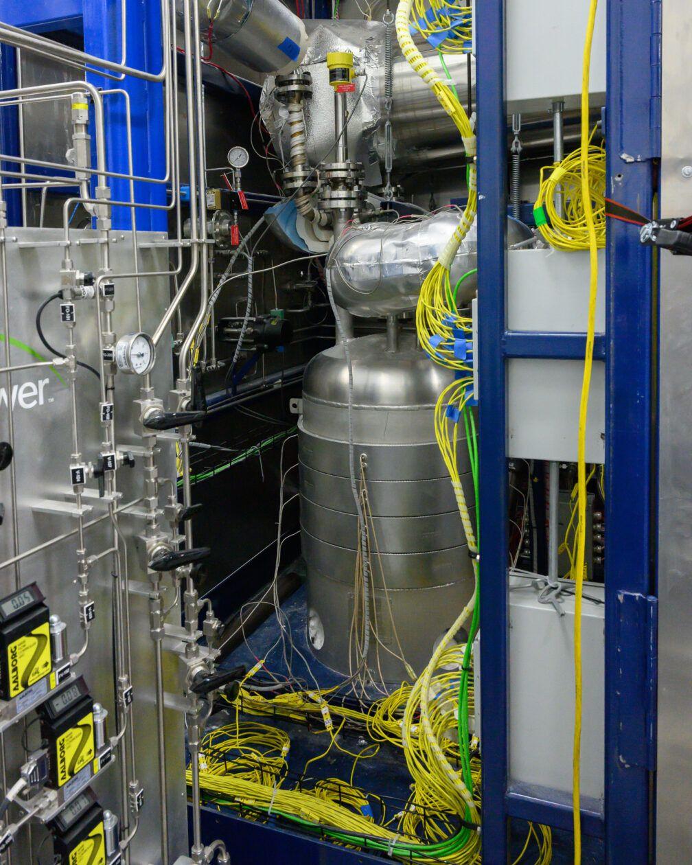 TerraPower test loop