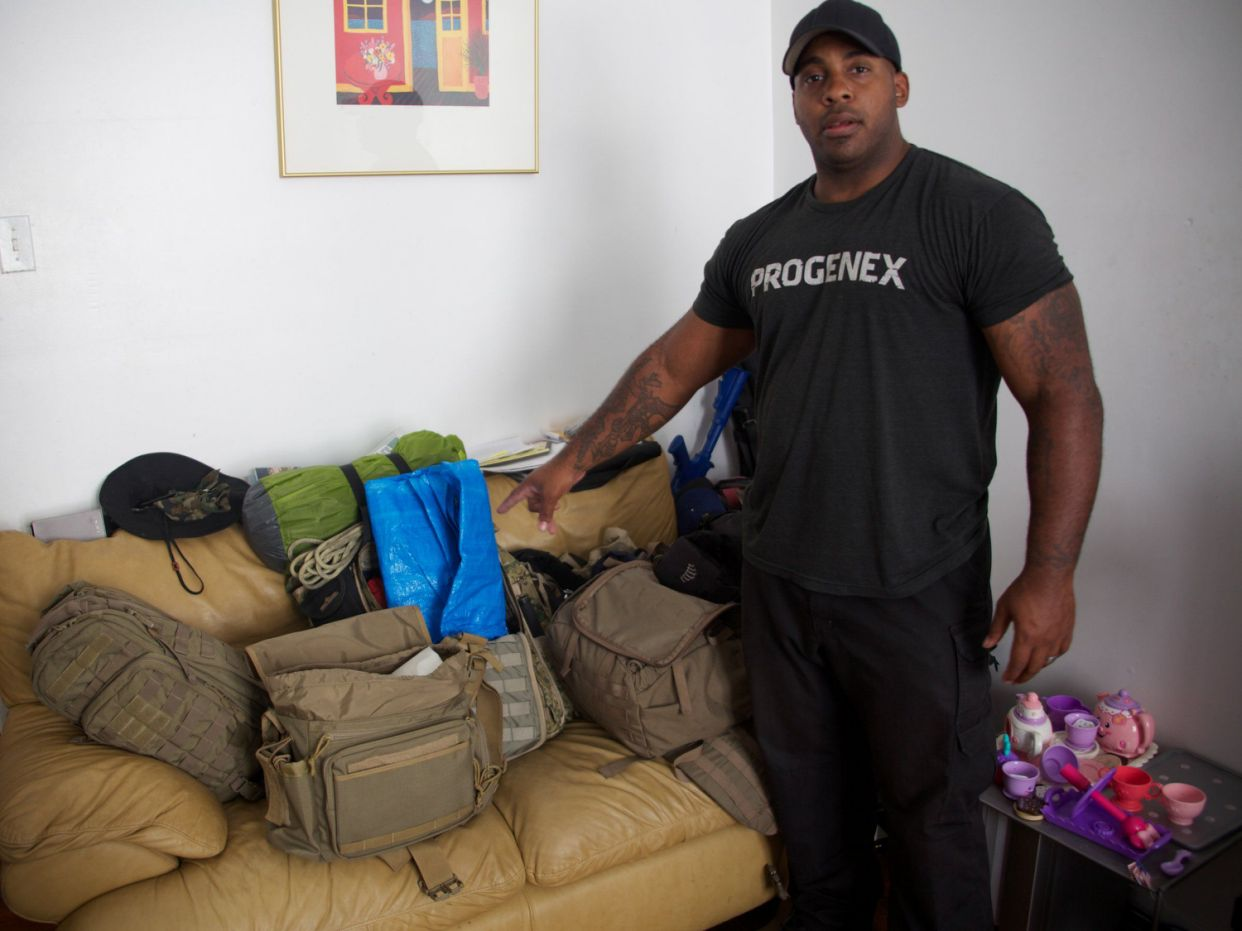Jason Charles NYC Preppers 4