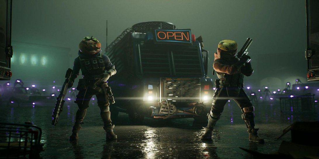 Fortnite season 10 week 3 loading screen