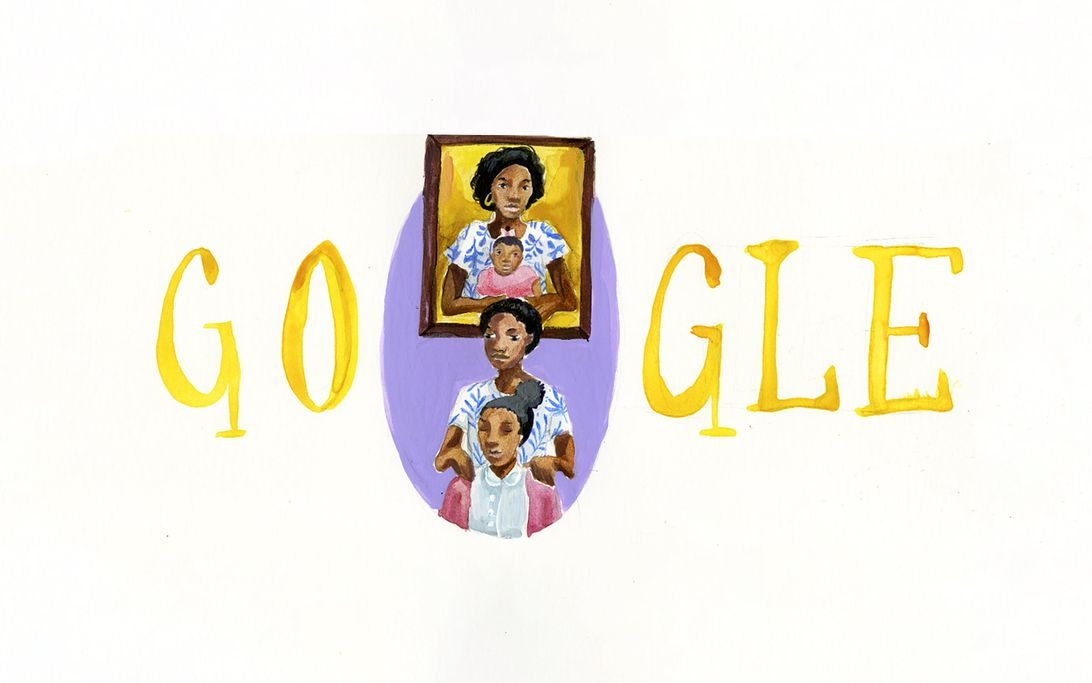 google doodle georgia
