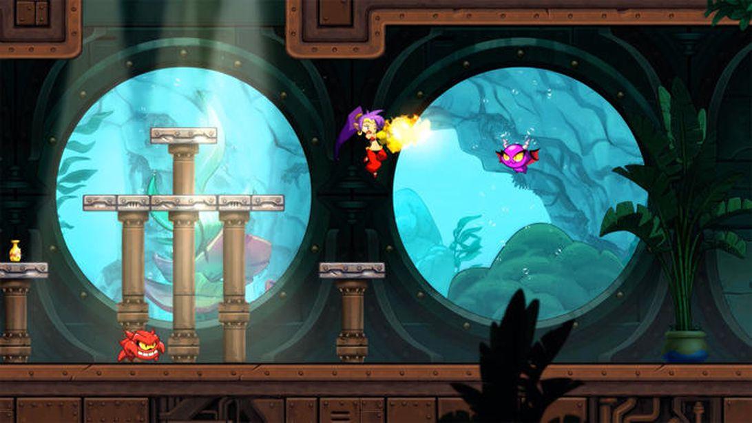 Shantae Seven Sirens
