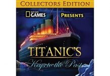 National Geographic Presents Titanic's Keys to the Past Collector's Edition PC Game