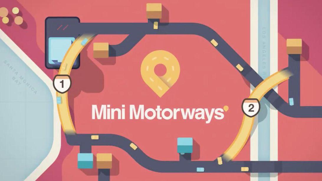 mini-motorways