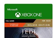 STAR WARS Jedi Fallen Order: Deluxe Edition (Pre-Purchase) - [Xbox One Digital Code]