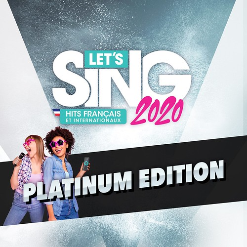 Thumbnail of Let's Sing 2020 Hits Francais - Platinum Edition on PS4