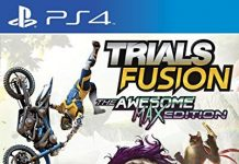 Trials Fusion The Awesome Max Edition (PS4)