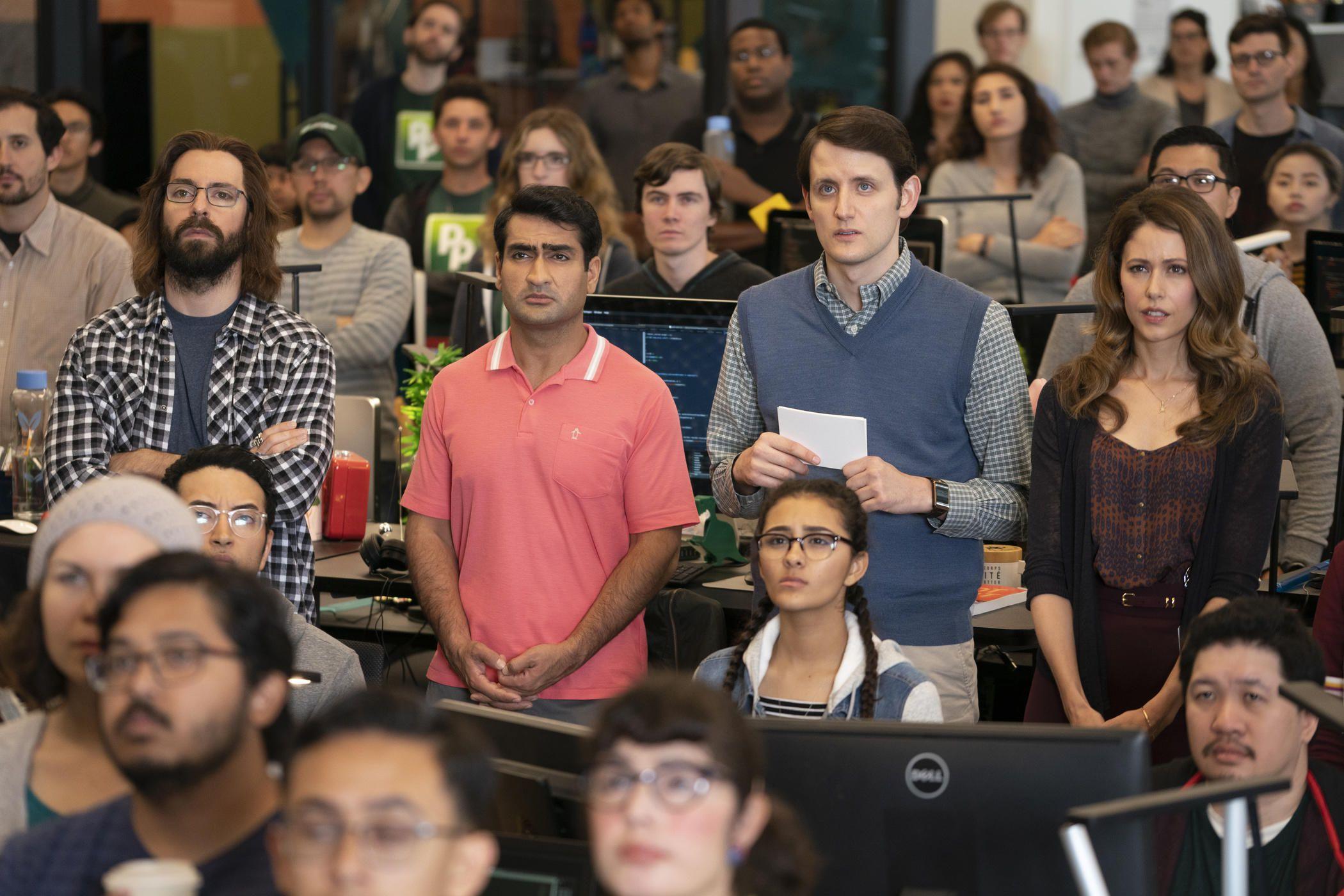 La quinta temporada de 'Silicon Valley'