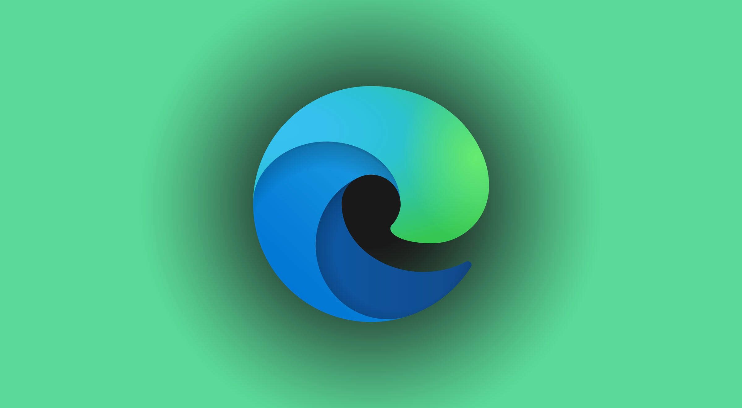 Microsoft Edge icon logo