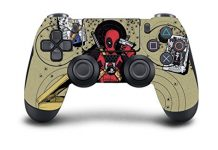 Dreamcontroller - PS4 Dual Shock Wireless Controller with Custom Skin Designs | Ergonomic Anti Slip Grips for Serious Gamers & Esports Competitors | Professionally Tested & Certified in The USA