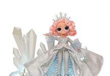 L.O.L. Surprise! O.M.G. Crystal Star 2019 Collector Edition Fashion Doll