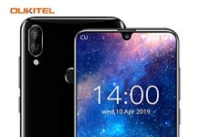 "OUKITEL C16 Unlocked Phones, Cell Phones Unlocked Smartphones with 5.7"" HD+ Waterdrop Display Android 9.0 Fingerprint ID 8+5MP Dual Camera 16GB+2GB RAM 2600mAh Battery (International) (Black) (Black)"