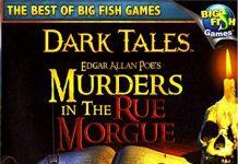 Dark Tales: Murders in the Rue Morgue