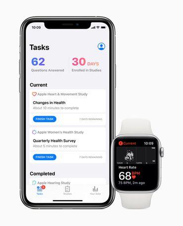apple-research-app-tasks-screen-iphone11pro-applewatchseries5-111419