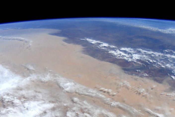 ISS Jan 2020 Australia Fires 1