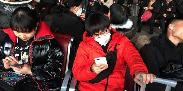 wuhan virus china travel