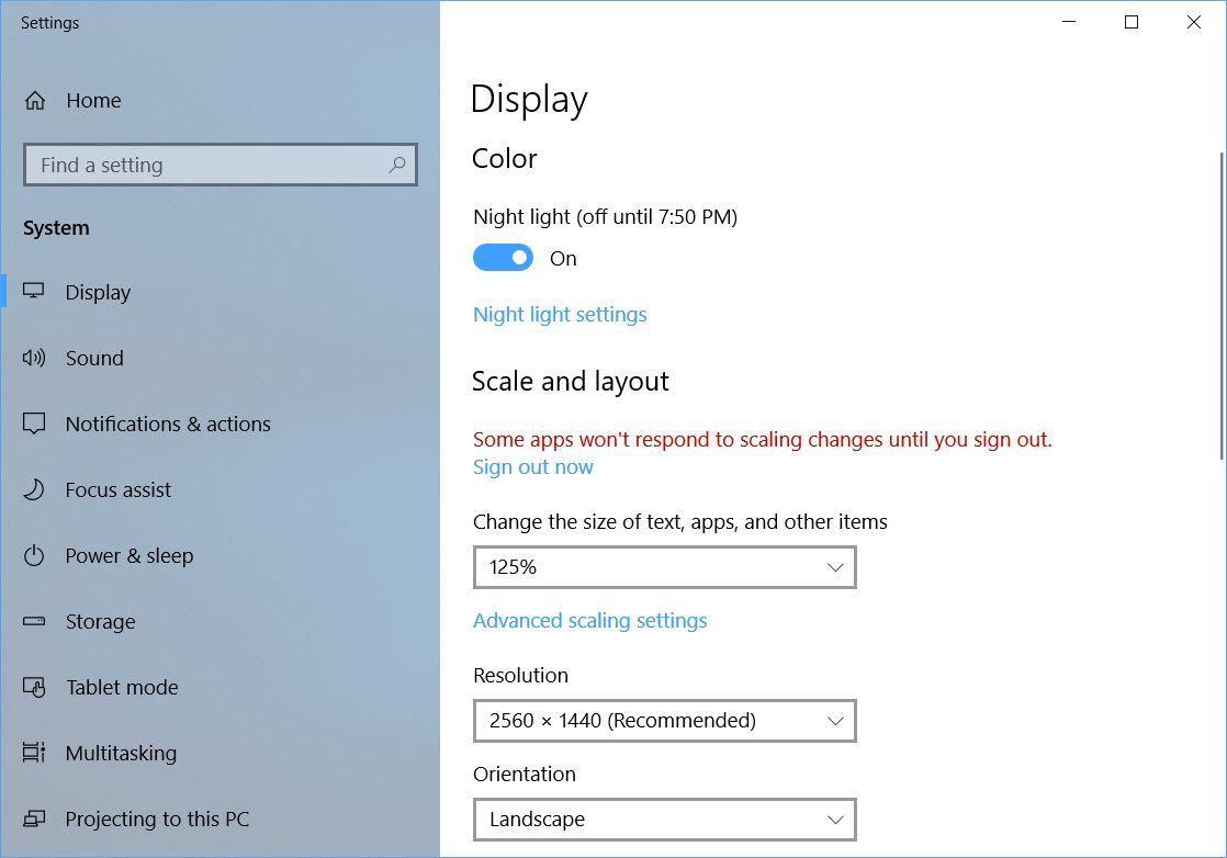 display-scaling