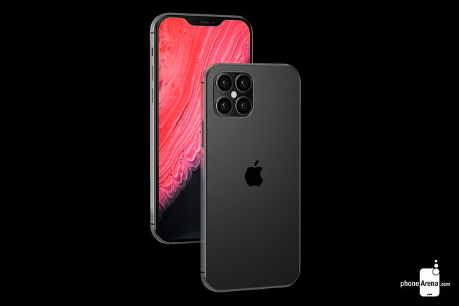 iphone-12-render-phone-arena